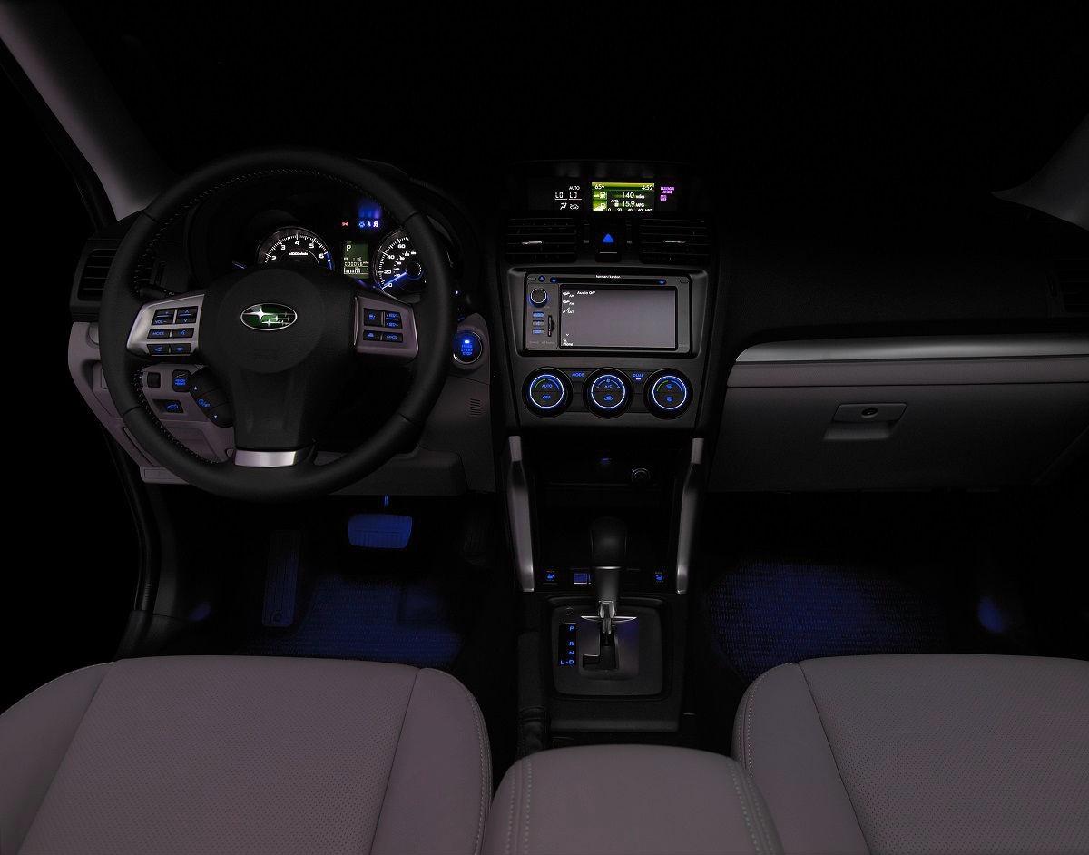 Subaru Footwell Lighting Kit