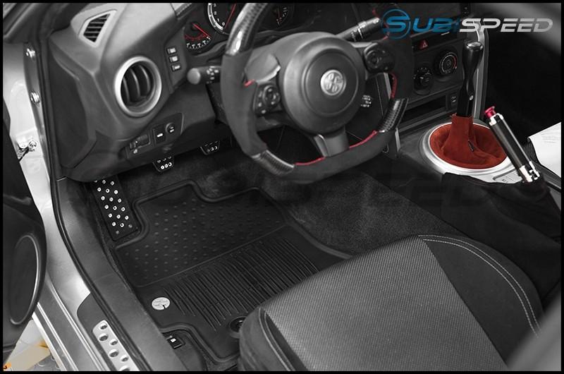 Toyota 86 Logo All Weather Floor Mats