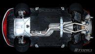Tomei Dual Exit Full Titanium Expreme Ti Exhaust Muffler Kit Type-D - 2020-2021 Toyota A90 Supra