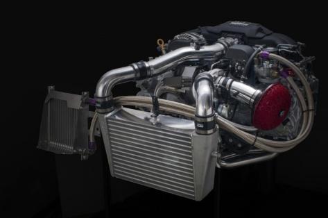 HKS Bolt-On Turbo Kit - 2013+ FR-S / BRZ / 86