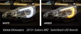 Diode Dynamics Switchback DRL LED Boards - 2013-2016 FR-S / BRZ / 86