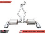 AWE Touring Edition Exhaust (Resonated & Non-Resonated) - 2020+ A90 Supra