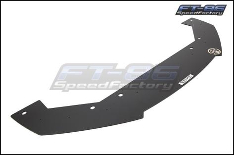 Maxton Design Gloss Black Racing Splitter V1 - 2013-2016 FR-S / 86