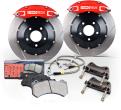 StopTech Front 4 Piston ST-40 Big Brake Kit (355x32mm) - 2015+ WRX
