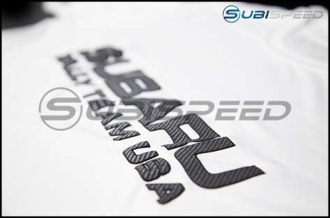 Subaru Rally Carbon Fiber T-Shirt
