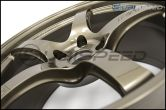 Rays Gram Lights 57CR FF Gold 18x9.5 +38mm - 2013+ FR-S / BRZ / 86 / 2014+ Forester