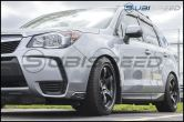 GCS Aluminum Forester Front Bumper Garnish - 14+ Forester XT - 2014+ Forester
