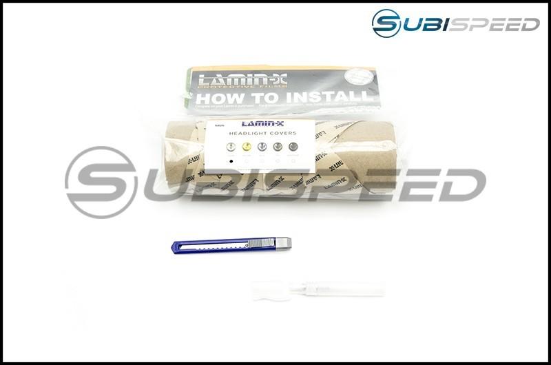 Lamin-X Headlight Covers (Clear)
