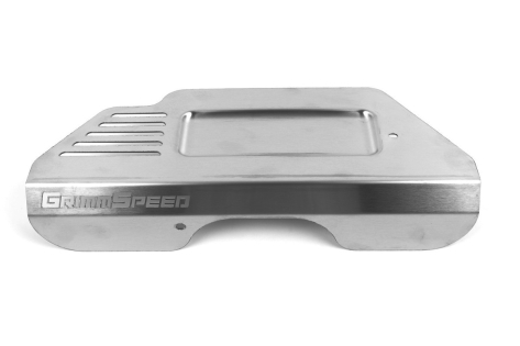 GrimmSpeed Pulley Cover with Tool Tray - 2013+ FR-S / BRZ / 86