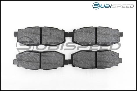 Hawk DTC-60 Brake Pads (Rear) - 2013+ FR-S / BRZ
