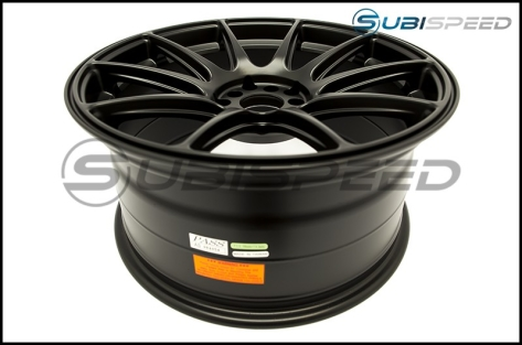 XXR 527 Wheels 18x8.75 +35mm (Flat Black) - 2015+ WRX / 2015+ STI / 2013+ FR-S / BRZ / 2014+ Forester