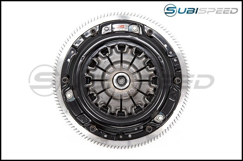 Competition Clutch MPC Street Stage 2 Organic Twin Disc Clutch Kit w/Flywheel
