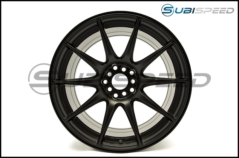XXR 527 Wheels 18x8.75 +35mm (Flat Black)