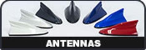 Antennas / Shark Fins