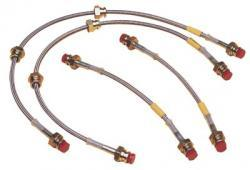 Goodridge Stainless Brake Lines (Front and Rear)