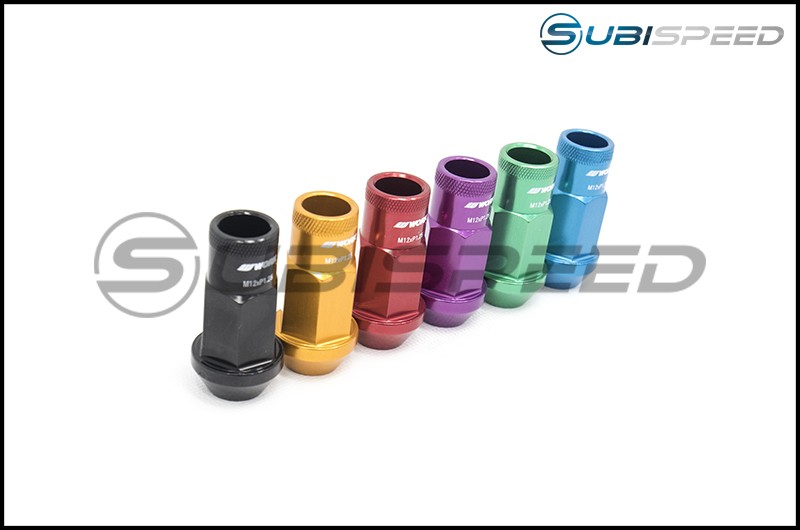 Work Wheels RS-R Open End Lug Nuts