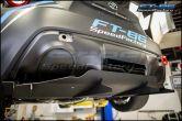 FT-86 SpeedFactory Aggressive Rear Diffuser - 2013+ FR-S / BRZ / 86