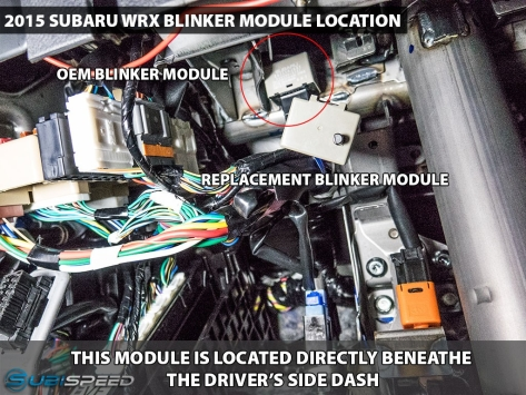 OLM LED Rear Turn Signal Bulbs - 2015-2020 Subaru WRX & STI / 2013-2016 Scion FR-S / BRZ  / 2014-2018 Forester / 2013-2017 Crosstrek