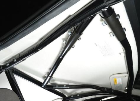 Cusco FIA Rollcage - 2013+ FR-S / BRZ / 86