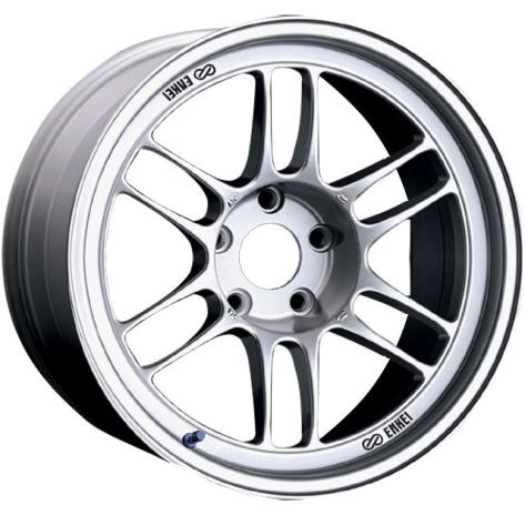 Enkei RPF1 Wheels 18x8 +35mm (Silver) - 2013+ FR-S / BRZ / 86