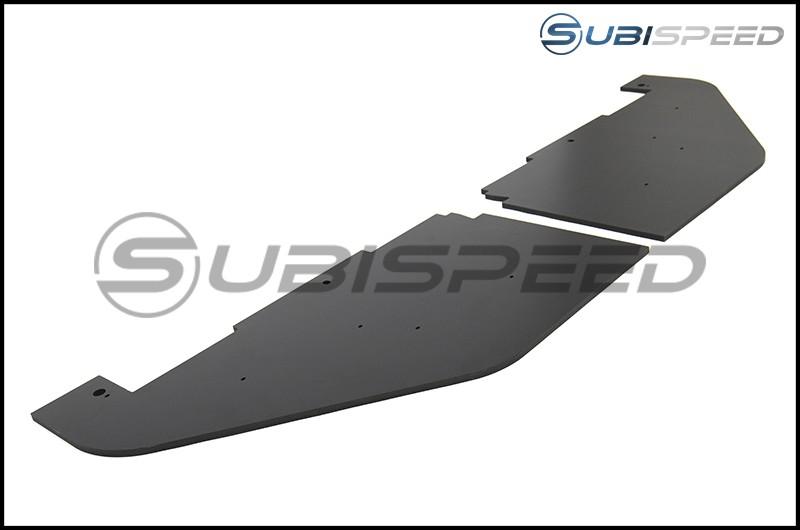 Verus Two Piece Front Splitter
