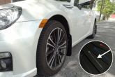 Rally Armor Mud Flaps - 2013+ BRZ