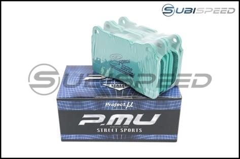 Project Mu B-Force Brake Pads (Front / Rear) - 2013+ FR-S / BRZ / 86