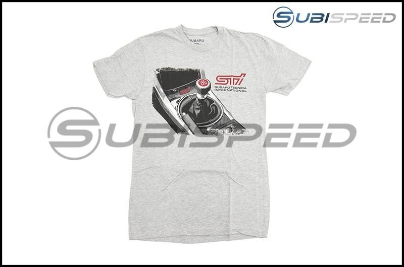 Subaru STI Shifter Tee