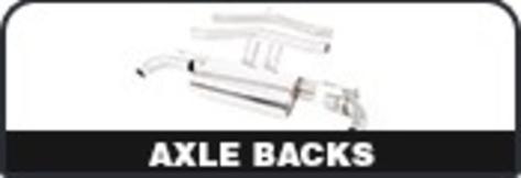 Axle Backs
