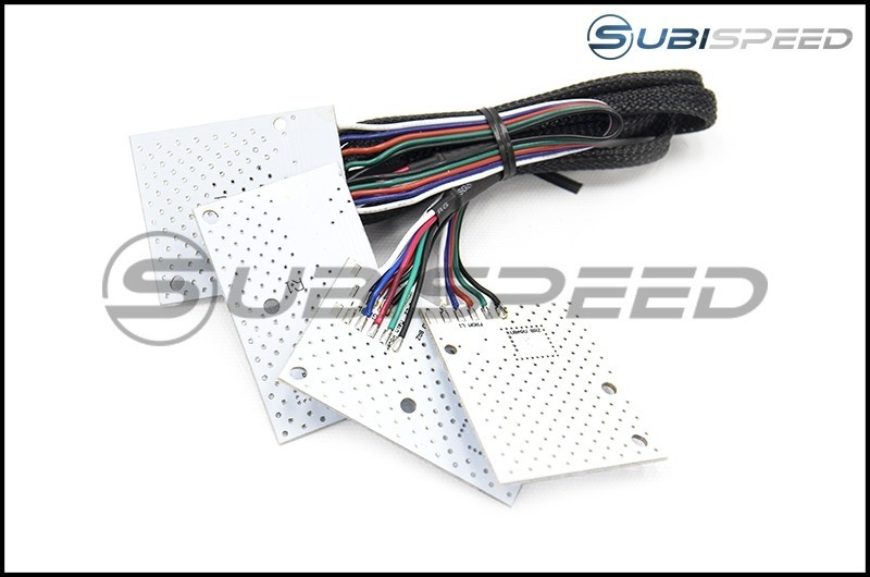 Diode Dynamics Multicolor LED Board W/ RGB/RGBW Controller