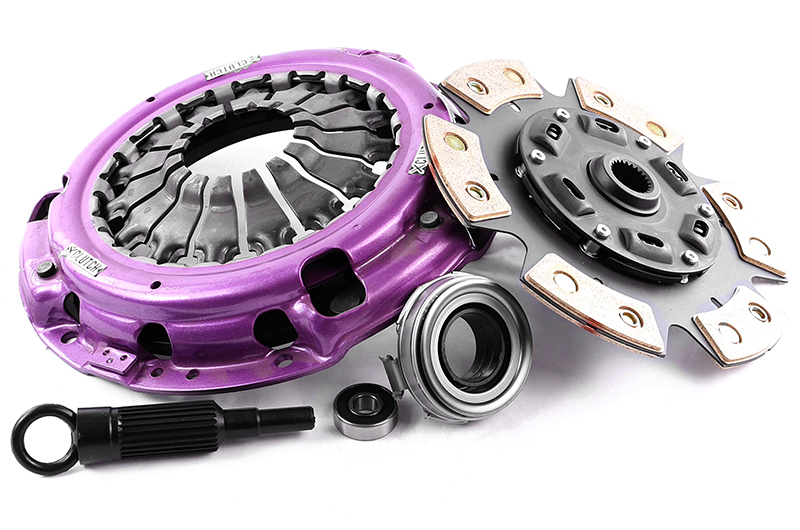 XClutch Ceramic Race Disc Stage 2 Clutch Kit