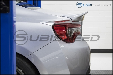 OLM TRD Style 3 Piece Painted Spoiler
