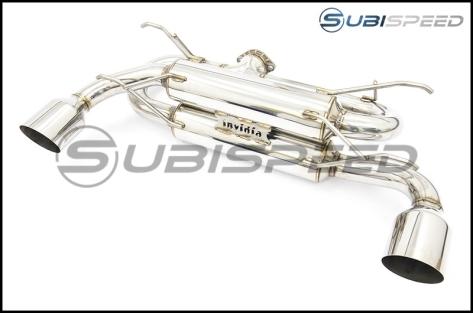 Invidia Gemini (R400) Dual Tip Exhaust