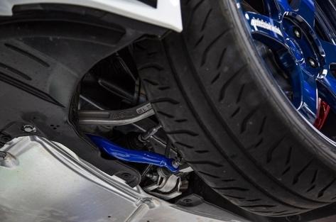 Cusco 22mm Rear Sway Bar - 2020+ A90 Supra