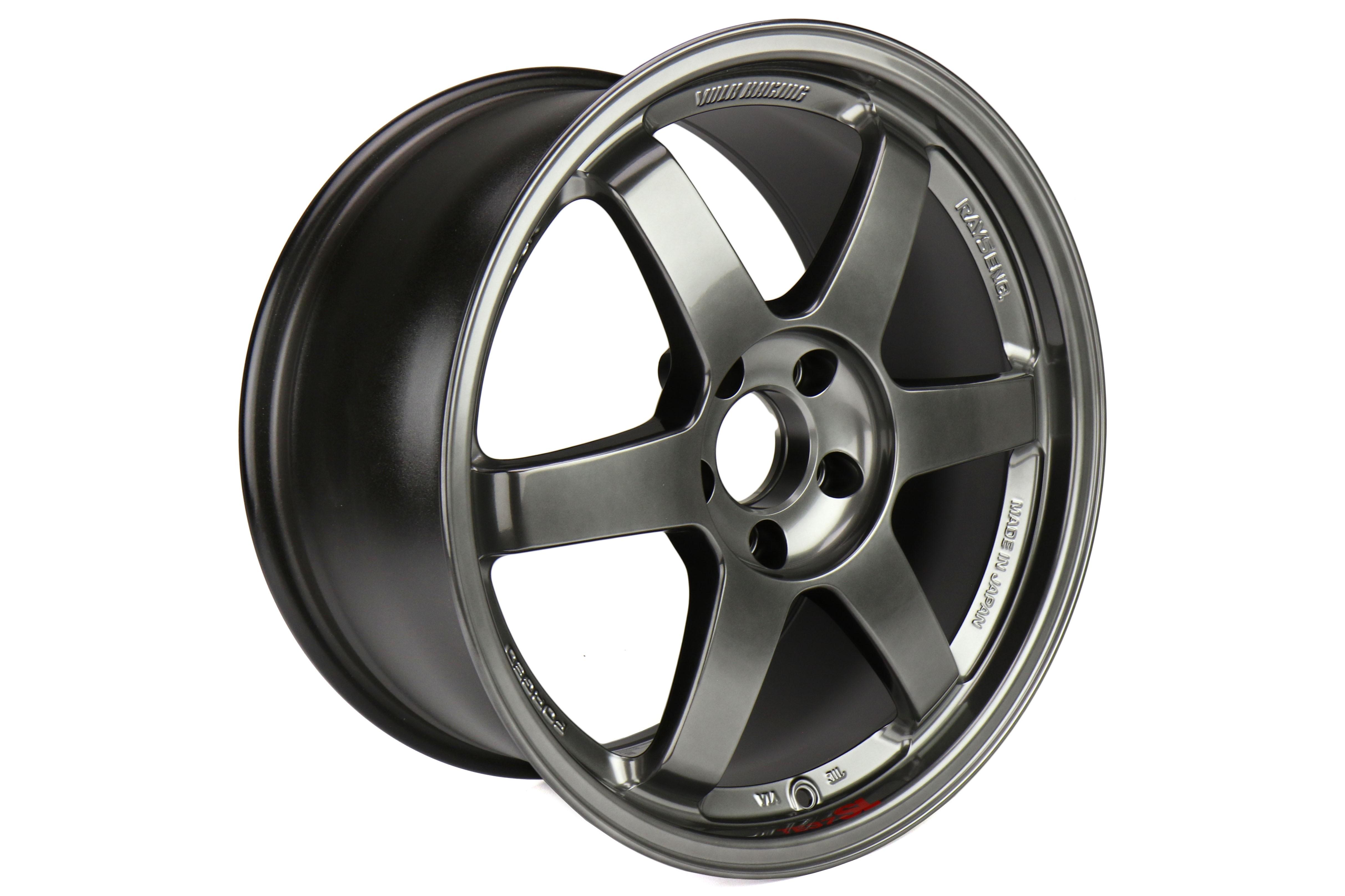 Volk TE37SL Formula Silver 19x9.5 +22 (Front) 19x10.5 +35 (Rear) - 2020+ A90 Supra