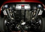 APEXi Stainless Steel Exhaust Under Panel for N1 - 2013+ FR-S / BRZ
