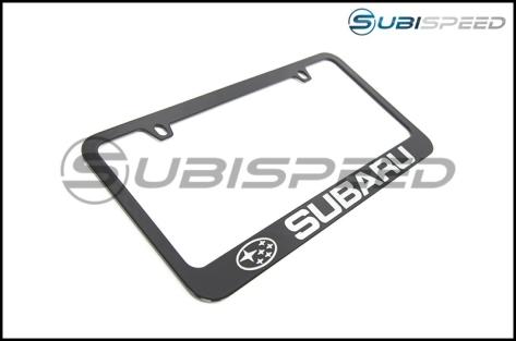 Subaru License Plate Frame