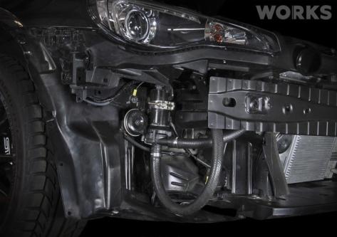 Works Stage 2 Turbo Kit (Tuner Kit) - 2013+ FR-S / BRZ / 86