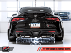 AWE Track Edition Exhaust - 2020+ A90 Supra
