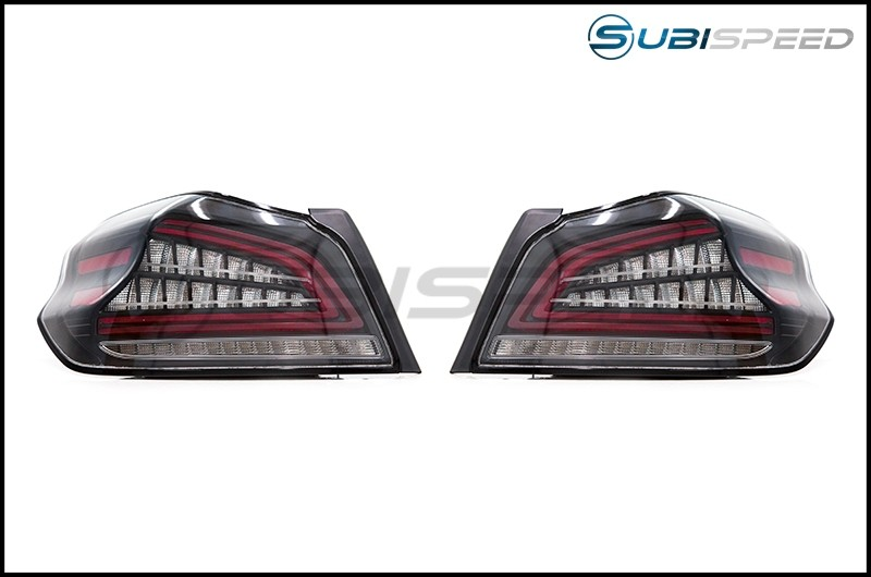 OLM Spec CR Sequential LED Taillights