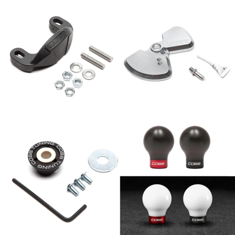 COBB Tuning Stage 1+ Drivetrain Package W/ Shift Knob
