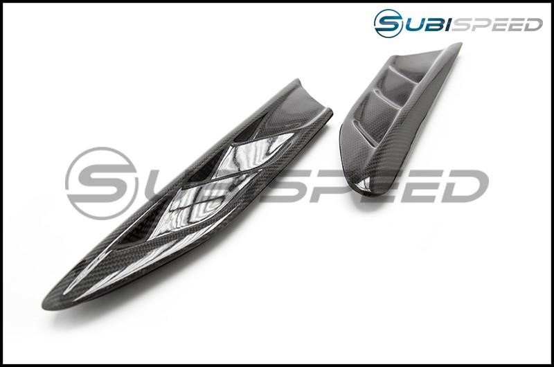 Rexpeed VA Style Carbon Fiber Fender Garnish