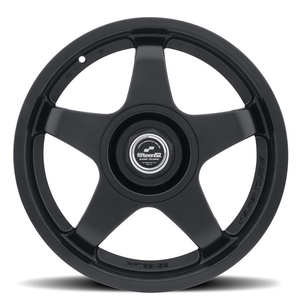 fifteen52 Chicane 19x8.5 +35 Asphalt Black