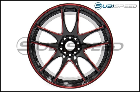 Work Emotion CR Kiwami 18x9.5 +38mm Limited Edition BRM - 2015+ WRX / 2015+ STI