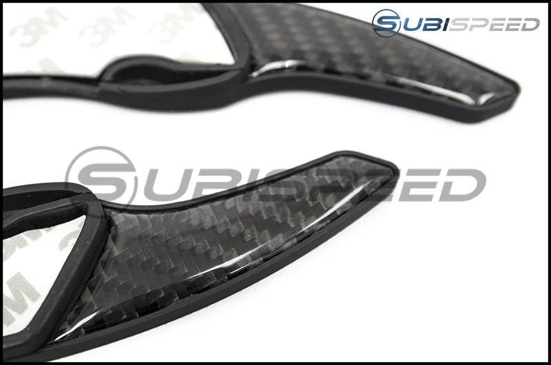 GCS EZ Carbon Automatic Flappy Paddle Extensions