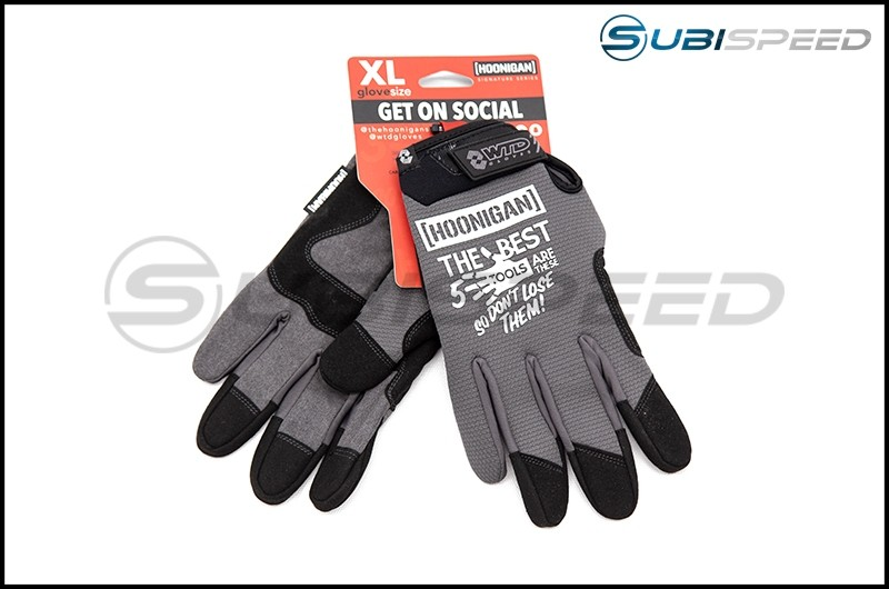Hoonigan Best 5 Tools Gloves