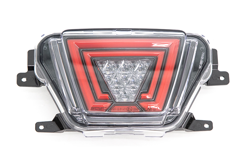 OLM V1 F1 Style Rear Brake / Fog / Reverse Light