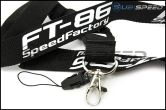 FT-86 SpeedFactory Key Chain Lanyard - Universal