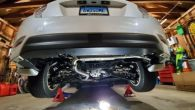 Nameless Performance Axleback Exhaust - 2013-2017 Crosstrek