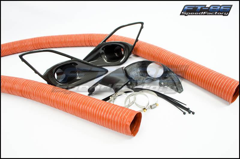APR Brake Ducts w/Hose Kit
